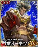 HxH Battle Collection Card (741)