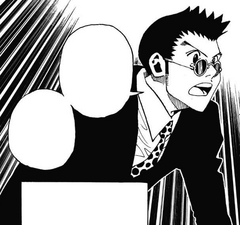 Chap 346 - Leorio Science
