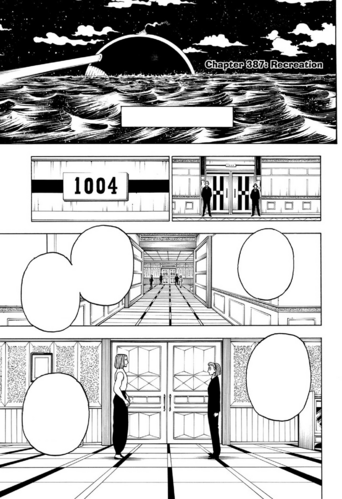 Chapter 387 - Recreation