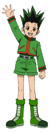 Gon Freecss Hunterpedia Fandom Powered By Wikia