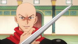 Hanzo's hidden blade