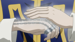 Kurapika Chains