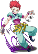 Hisoka - HUNTER×HUNTER Monster Series Collaboration