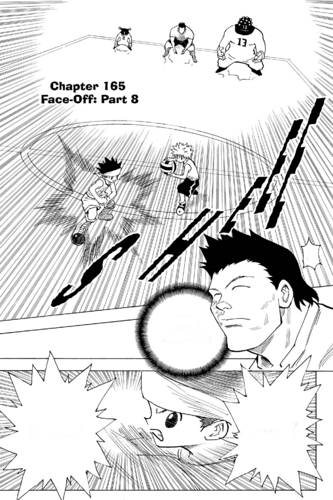 Chapter 165 - Face-Off: Part 8