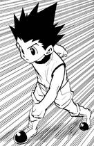 Gon Manga Heavens Arena 1st