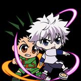 Gon x Killu Team (6)