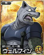 HxH Battle Collection Card (125)