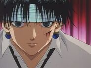Wounded Chrollo