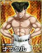 HxH Battle Collection Card (522)
