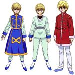 Kurapika 1999 Design