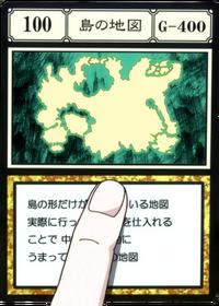 Map 'empty' (G.I card)