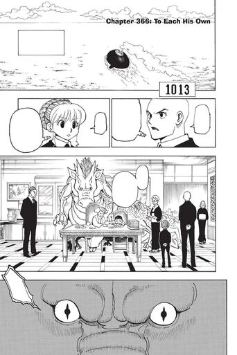 Chapter 366 - To Each His Own