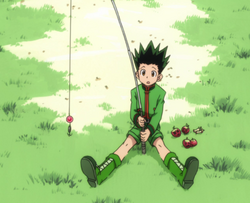 Gon Training episode 14 2011
