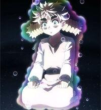 Komugi aura