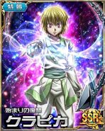 Kurapika Card 122