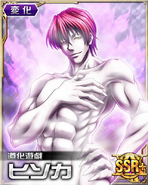 Hisoka Card 120(plus)