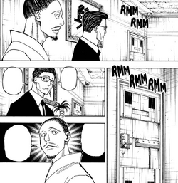 Chap 380 - Ken'i Wang and Nobunaga