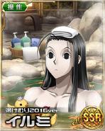 Illumi - Yukemuri 2016 ver Card