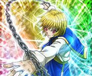 Kurapika Card 123 Kira