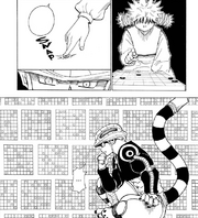 Chap 247 - Komugi countering the King's strategy