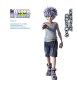 Jump Force - Killua profile