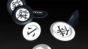 Gungi counters