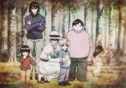 Zoldyck sons - anime