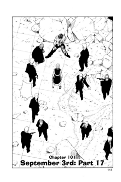 Chapter 101 cover English
