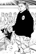 Todo in the Manga