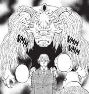 Chap 361 - Halkenberg's Nen beast