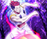 HxH Battle Collection Card (552)