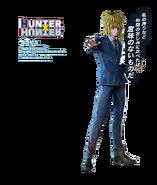 Jump Force - Kurapika profile