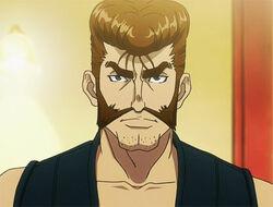 Basho face