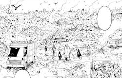 Chap 224 - Meteor City