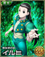 HxH Battle Collection Card (736)