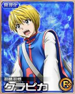 Kurapika card 19