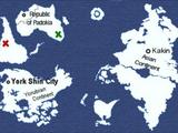 Mundo de Hunter × Hunter