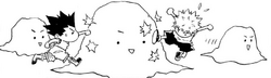Unnamed Slime Monster Manga