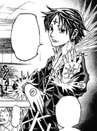 Chap 351 - Chrollo's Sun and Moon