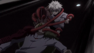 Ikalgo attacks Killua
