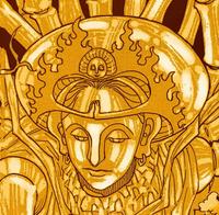 100-Type Guanyin Bodhisattva face colored volume 28