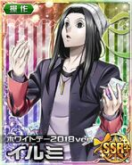 HxH Battle Collection Card (871)