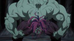 Monster Queen Form-1