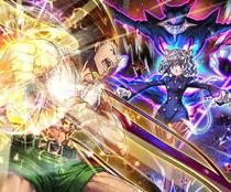 Gon vs Pitou - LR+ Card