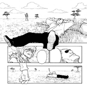 Chap 245 - Morel taking his time and angering Cheetu