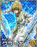 Kurapika Card 123