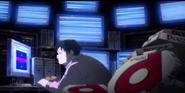 Milluki checking computer