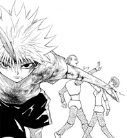 Killua kill ortho