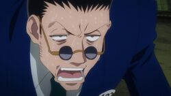 Leorio 2nd phase hunter exam