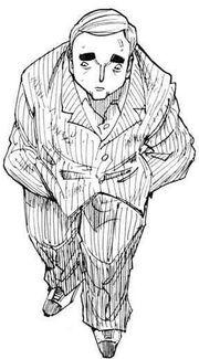 Bizeff manga
